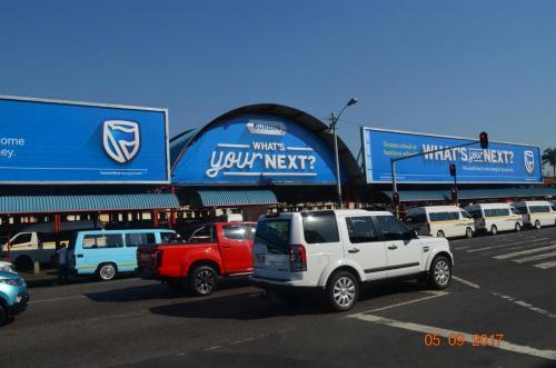 Warwick KZN Taxi Rank