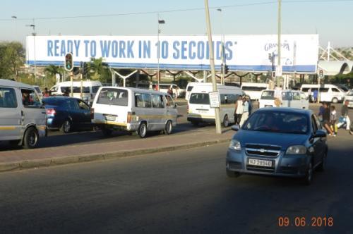 Kwa Mashu Taxi Rank