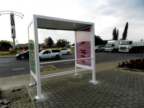 polokwane bus shelters