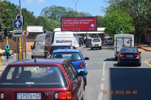 Rosebank Taxi Rank